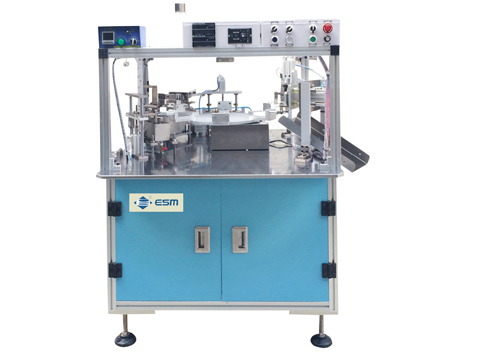 E-1000-H Automatic six station automatic solder machine