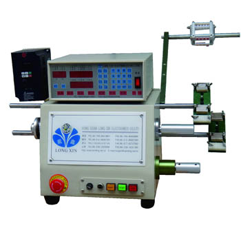 LX-033 Side double-axis winding machine