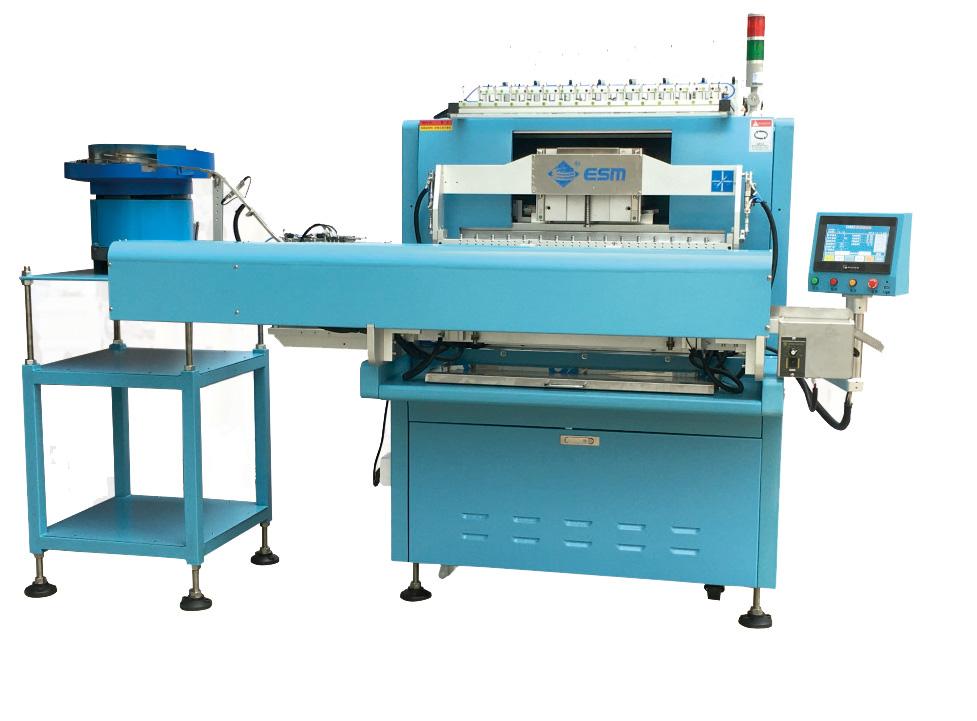 E-1000FR Otomatik titreşim plaka sarma makinesi