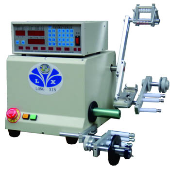 LX-030B Brushless power transformer special winding machine