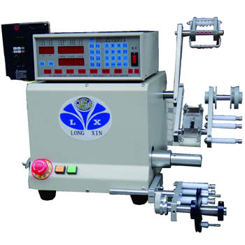 LX-030A Frequency conversion power transformer special winding machine