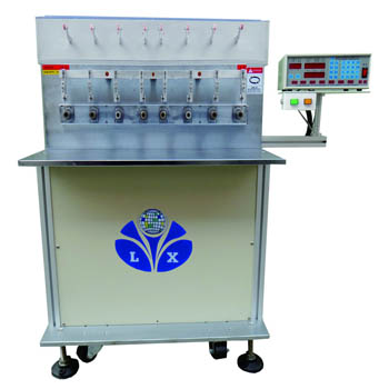 LX-1108-T Automatic eight-axis winding machine