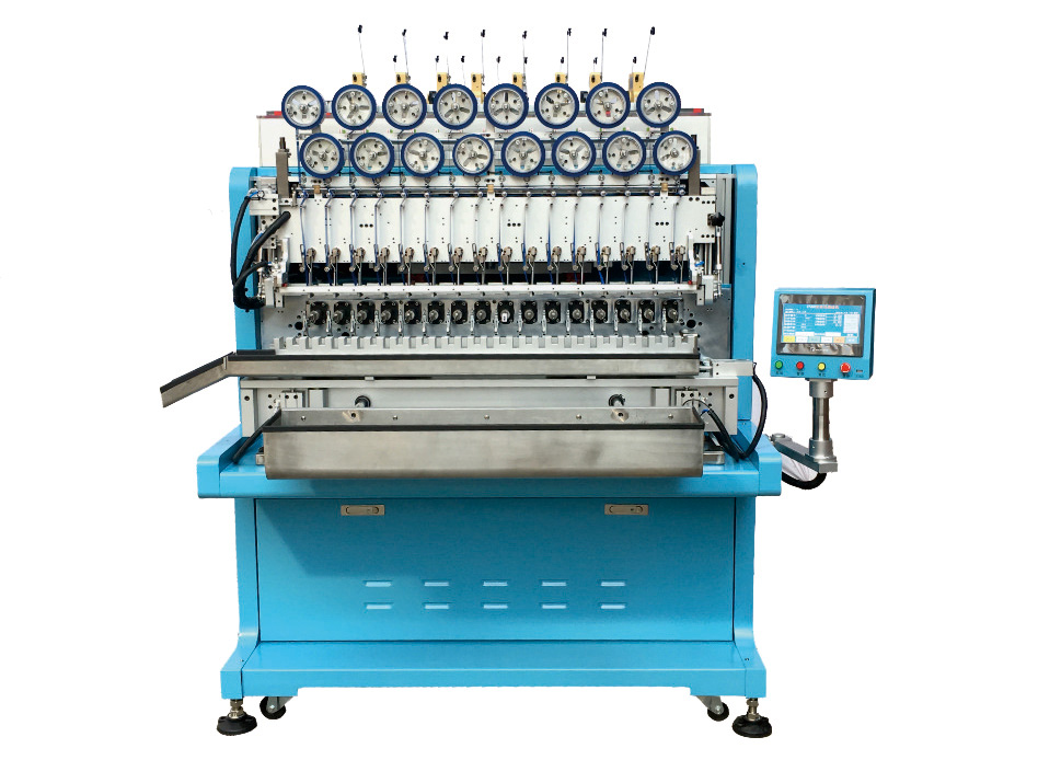 E-6016-TE Automatic Large Sixteen Axis Winding Machine
