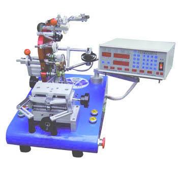 LX-1000A Kaygan halka tipi sarma makinesi