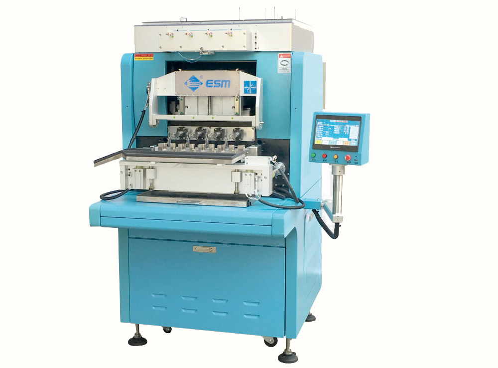E-9004-LS Automatic  Four axis Winding Machine