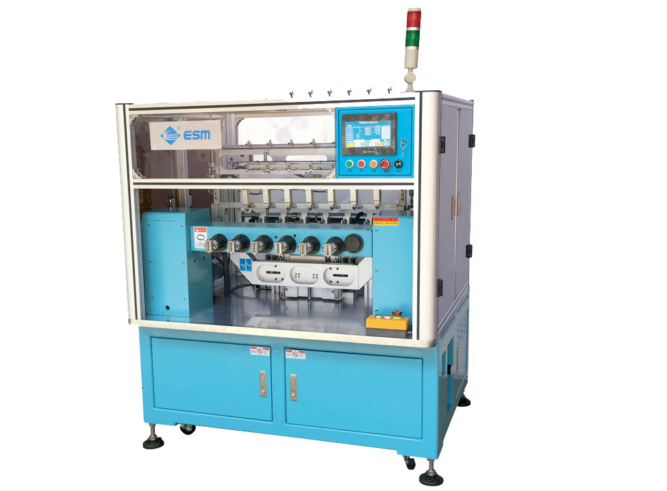 E-H1006  Automatic Six Axis Turnover Winding Machine