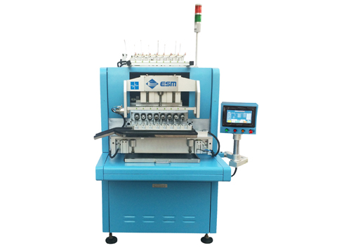 E-4808-LS Automatic Eight Axis Winding Machine