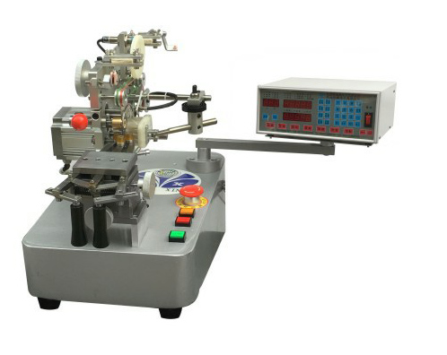 LX-1000M Küçük delikli ring sarım makinası