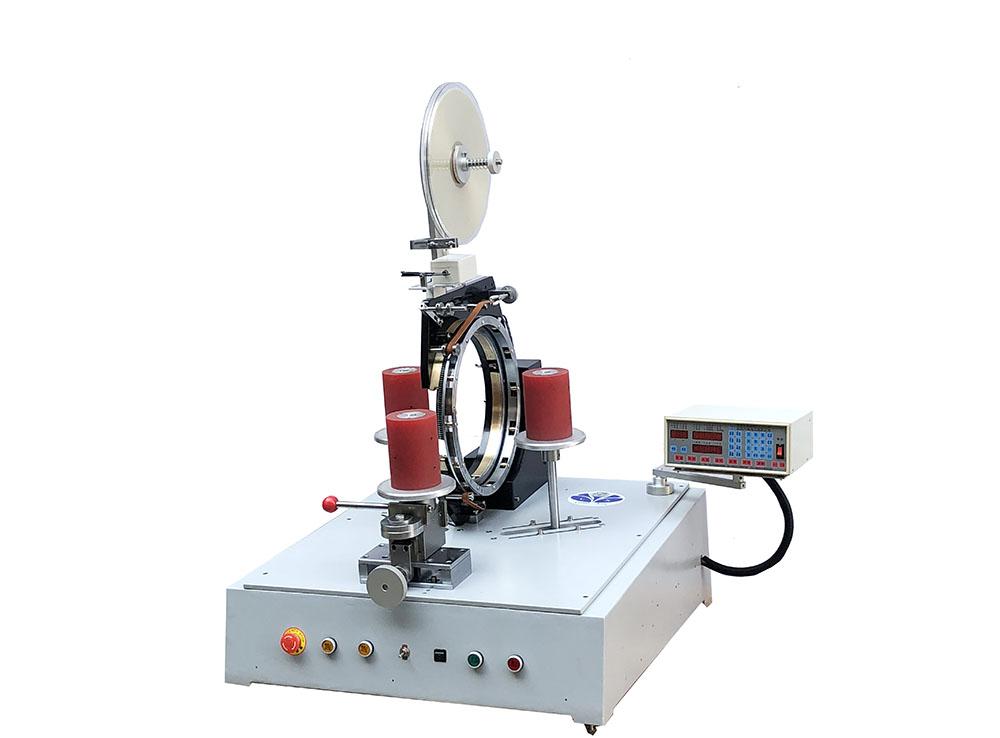 LX-1200C Büyük Ağır iplik kaygan halka tipi sarma makinesi